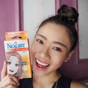 Nexcare™ x LINE  Nexcare™ Acne Patch recently collaborated with LINE to bring you a newly refreshed packaging that screams cuteness!  Apart from the new look, there are other exciting activities lined up on LINE Fun questionnaire where 40 winners with the right answers can stand a chance to win a 3M Hamper worth $50 each week! What's more, the first 500 people who sign up on the LINE app each week will get a free Nexcare™ Acne Patch sample!  Hop over to my blog post as I share where you can also get your hands on the product! *psst…there is discount code too* Link in bio! #nexcaresg #LINE #nexcare #LINEsg #myfatpocket #clozette #acnepatch #sgbeauty #skincare #CTMonde2017 #beauty #nexcareacnepatch