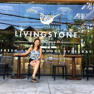 21FEB17/~ [living stone X bali ] So much good food on this Bali trip with the batchies! #the5goesbali . #clozette #livingstone