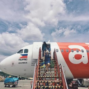 #Throwback PALAWAN DAY 1 — In transit to paradise ✈️🌞 @airasiaph  Finally catching up with some travel blogging. God, I missed this 💫 ( www.365storiestotell.com currently on update)