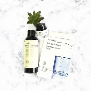 Yesterday SOS where I added these new products into my routine for hydration.  As recommended, I layered the toner to 5 layers (instead of 7 😂 it's just too hard!!). Then I use a Hyaluronic Acid Mask to repair my skin. This mask had became my holy grail btw. I will do a mini review soon on that. Then I tried Belif aqua bomb 💕 Everything went smoothly, my skin redness was calmed down and even till this morning!! 🙌🏻 Thank you girls 😘😘 #clozette