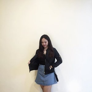 Bomber jacket from @zaloramy new users can get a 15% discount off by using this code: ZBAPFwo 💕 #ootd #clozette #zaloramy #mynewzalora