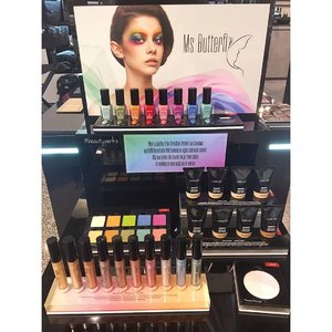 Inglot's summer launch is here!  As you can see from this collection, all bold and bright colours are waiting for us to try something different from our usual neutrals!  Perfect for this summer, check out their 💦Aquastic Cream shadows! It's smudge and crease proof! 🌟Nail Polishes : $26 🌟Single Eyeshadows $13 🌟Aquastic Cream Eye Shadow: $35 🌟Beautifier: $40 🌟Pressed powder $24  Now available at Jem's Robinsons Counter. #clozette #inglotsg