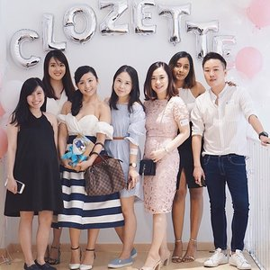 my happy Saturday afternoon with Clozetters & Friends 💕A big Thank You to our partners @senkamalaysia @imagenelabs @qttiegelly & @zaloramy for your wonderful support! We hope everyone had as much fun as #teamclozette did in organising this annual get together 😘 // #clozette #mynewclozette #senkamalaysia #imagenelabs #qttienails #zaloramalaysia #clozetteteaparty #community #contentcreators #influencers #fashionlovers #beautylover #styleblogger #event #party #teaparty #happy #Saturday
