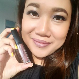 Loving this HD Matte Tint liquid lipstick in 33 by @inglotsingapore ❤ can't wait to visit their new store in Raffles City Robinsons.. soon!  ___  #clozette #beauty #makeup #igsg #sgig #makeupsg #sgmakeup #beautysg #sgbeauty #instabeauty #instamakeup #makeupporn #makeupjunkie #makeupaddict #igsgbeauty #igsgmakeup #makeupmania #makeupmess #makeuplover #anastasiabeverlyhills #vegas_nay #trendmood #inglotsg #inglot
