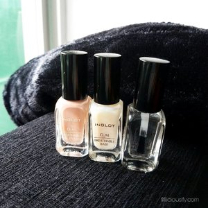 Whenever I feel like my nails need extra TLC but I still want some color, these breathable #O2M #polishes from @inglotsingapore are my instant go-tos. They now have a top coat which makes everything so much more fab! #glossynails  _____  #clozette #beauty #makeup #igsg #sgig #makeupsg #sgmakeup #beautysg #sgbeauty #instabeauty #instamakeup #makeupporn #makeupjunkie #makeupaddict #igsgbeauty #igsgmakeup #makeupmania #makeupmess #makeuplover #anastasiabeverlyhills #vegas_nay #trendmood #inglot #nailpolish
