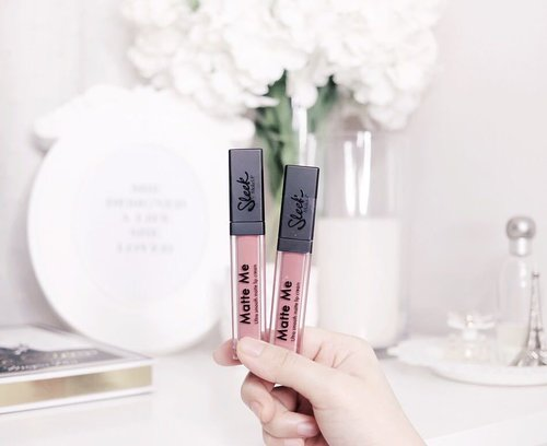 "<div class=""photoCaption"">My favorite MLBB @sleekmakeupph matte me lip cream — Birthday Suit ♥️ love that team Sleek listened to our beauty requests & improved it with a new doe foot applicator :) #sleekmakeupph</div>"