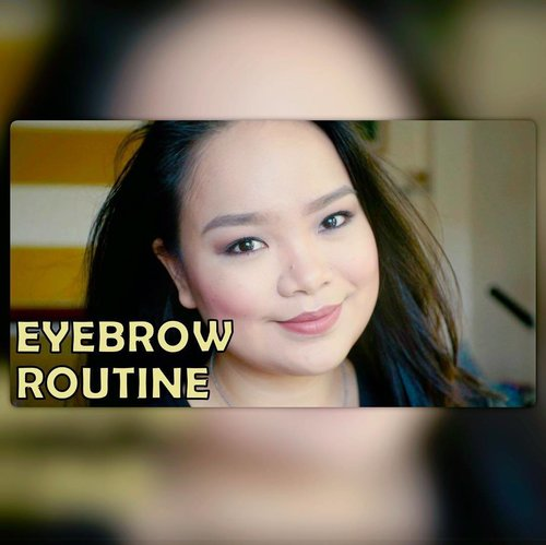 """<div class=""""photoCaption"""">Good morning beautiful people! I present to you my updated Eyebrow Routine! I used @benefitph Bigger and Bolder Brows Kit. Watch it on my channel, youtube.com/yellowyum. 😽 #yellowyum #msyellowyum #beauty #beautyph #beautyblogger #beautybloggerph #bblogger #bbloggerph #manilablogger #lifestyle #lifestyleblogger #pinayvlogger #blogger #bloggerph #youtube #youtuber #youtuberph #vlogger #vloggerph #clozette #benefitph</div>"""