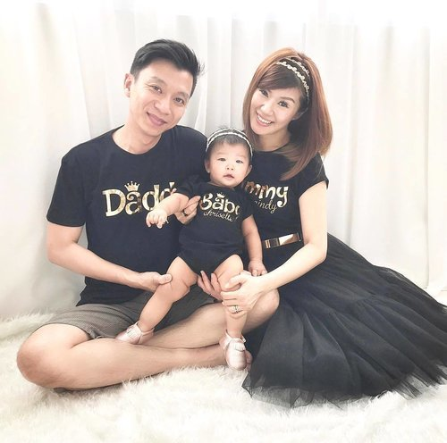 """<div class=""""photoCaption"""">Any man can be a father. But it takes a real man to be a dad. You're our pillar of strength, our Mr. Handy Manny, our biggest surprise giver and constantly being hands on in taking care of @chrisellefaithtay You're more than what we can ever ask for in a father! Happy 1st Father's Day to our super dad. .  Head on over to @toddleythoughts to catch the final wave of their family GSS. [Chriselle10] offers you 10% off on non-promotional items.  #1stfathersday #toddleythoughts #lecinlurve #chrisellefaithtay</div>"""