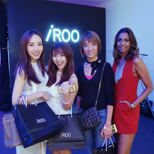 """<div class=""""photoCaption"""">[Media Invite/Fashion Review]  Thanks @iroo_official and @atmarketingsg for the kind invite to celebrate #iroosg 7th anniversary in Singapore on 7th Jul with the Taiwanese international professional superstar and brand ambassador, Xiao S! 🙏  Many thanks for the special limited edition floral embroidery T-shirt too! I had great fun catching up with my influencer friends during the party! 😊 . . . . . #ATmarketingSG . . .  #imageconsultant #instasg #potd #igers #singapore #fashion #lifestyleblogger #clozette #starclozetter #sgblogger #fashionblogger #beautyblogger #lifestyle #picoftheday #sg #stylexstyle #travelblogger #iamtb #fashionstylist</div>"""