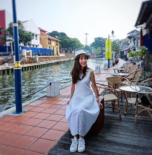 "<div class=""photoCaption"">#tbt my recent Malacca trip.  Where should I travel to next? 🤔  Wearing a pretty white dress with pleated details from @joopboutique. ❤️️ the comfy feel while spending the day checking out the sights. . . . . Ootd by @joopboutique and wearing my favorite @adidasoriginals @adidas_sg sneakers. . . . . . . . . #ootd #wiwt #ootdcampaign #ootdsg #instastyle #sgig . . . #imageconsultant #instasg #potd #igers #singapore #fashion #lifestyleblogger #clozette #starclozetter #sgblogger #fashionblogger #beautyblogger #lifestyle #picoftheday #sg #stylexstyle #favesfashion #travelblogger #iamtb #fashionstylist</div>"