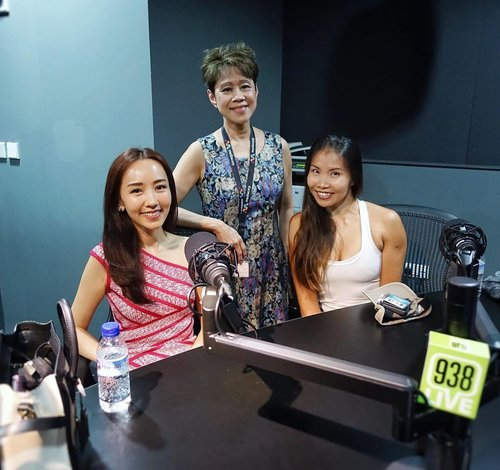 "<div class=""photoCaption"">[Media Interview/Lifestyle Review] #throwback to the interview which I did with 938Live on my thoughts on Life, Career, Business, Motherhood, Single Mum, Coping during and after separation, and of course, how to #MoveYoung as Anlene #MoveYoung Advocate. 😊  Very honored to get selected as @anlene_sg MoveYoung Advocate when there are a lot more other suitable candidates around. So happy I get to choose a charitable organization which Anlene SG donated products to help the people there. 💪💪Thanks @anlene_sg and AsiaPRWerkz for the opportunity! . . . . . . . .  #anlenesg #motherhood #lifestyle #singlemum . . .  #imageconsultant #instasg #potd #igers #singapore #fashion #lifestyleblogger #clozette #starclozetter #sgblogger #fashionblogger #beautyblogger #lifestyle #picoftheday #sg #stylexstyle #travelblogger #iamtb #fashionstylist</div>"