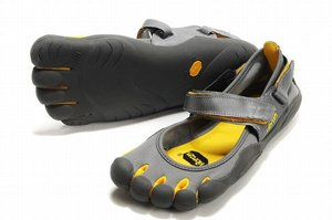 Vibram Five Fingers Sprint Yellow/Cinder Men's