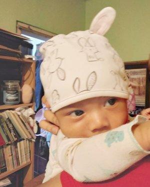 Anak bayi gemaaaas #sahlfaeyza #babyboy #masyaallahtabarakallah #clozetteid #kids