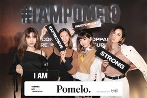 Attending @pomelofashion The Summer'18 Collection Launching Event ♥️ #IAMPOMELO #FindYourStyle #ClozetteID