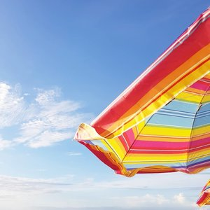 Beach time. . . . #travel #ClozetteID