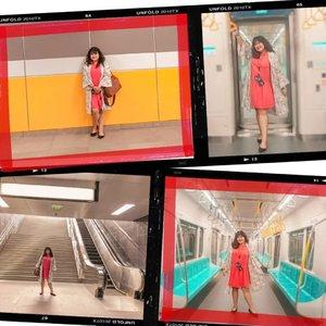 Last one, still from trial #mrtjakarta ❤️❤️ #mrtjakarta #ubahjakarta #ubahjakartachallenge #clozette #Clozetteid #ootdindo #outfitoftheday #lookoftheday #fashion #fashiongram  #clothes #wiw  #instafashion #outfitpost #ootdfashion  #ootd #todaysoutfit #fashiondiaries #travelling #traveller #travelblogger #staycation #cityexplore