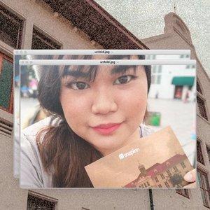 Me and my postcard from @snapinn_id 💞  #makeup #beauty #makeupaddict #makeupjunkie #motd #makeuplover  #instamakeup #wakeupandmakeup #clozetteid  #tasyamakeuppreference #beautysocietycollabreview #beautychannelid #beautybloggerindonesia #bloggerceria #ragamkecantikan #tampilcantik #indonesianbeautyblogger #indobeautysquad #beautybloggertangerang #bloggermafia  #kbbvfeatured  #monolidmakeup