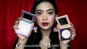 @luxcrime_id Ultra Highlighter vs @makeoverid Riche Glow Face Highlighter,  bagusan mana hayo? Full video di youtube yak, link di bio ❤ . . . . . #indobeautysquad #Bloggirlsid #BeautygoersID #Beautiesquad #Clozetteid #Beforeafter #bvloggerid #muajakarta #indobeautygram #instabeauty #bunnyneedsmakeup #BeautyChannelID #setterspace #makeuptutorial #tutorialmakeup #ivgbeauty #makeupjunkie #viral #viralvideo #highlighter #makeover #luxcrime #blinding