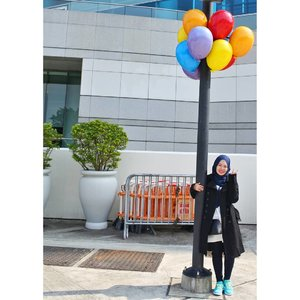 Pipi Balon 😂 #ClozetteID