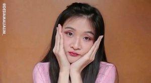 Valentine Day Makeup Tutorial pake produk Althea Korea. Full tutorial & review on youtube ( link on my bio) https://youtu.be/Hv2TWzhhVhk  Disini aku pake produk yang aku dapat dari @altheakorea x @clozetteid  Produk yang dipakai: - Flawless Creamy Concealer (4 shades) Rp 56.000/pc - Watercolor Cream Tint (4 shades) Rp 71.000 /pc - Spotlight Eye Glitter (2 shades) Rp 82.000 /pc - Petal Velvet Powder (translucent)  Rp 60.000 /pc - Eye palette sunrise moonrise althea x BCL Rp 490.000 /pc  #clozetteid #makeup #clozetteidxaltheakorea #clozettexalthea #altheakorea #valentinedaymakeup #valentinedaytutorial #pink #beauty #valentine l @tips__kecantikan  @tampilcantik @ragam_kecantikan @beautybloggerindonesia @indovidgram @indobeautysquad @ragam_cantik #clozetteid #tipskecantikan #ragamkecantikan #tampilcantik #indovidgram @zonamakeup.id