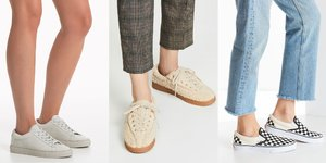 16 Super Stylish Sneaker Brands You'll Want in Your Closet Stat