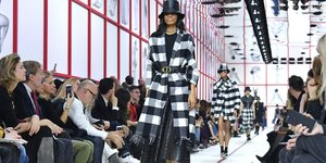 Dior Kicks Off Paris Fashion Week With a New Feminist Tee and Bucket Hats Galore
