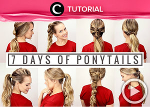 Let's do this challenge! 7 days of pony. See the tutorial here, http://bit.ly/2gKxKyw. Video ini di-share kembali oleh Clozetter: salsawibowo. Cek Tutorial Updates lainnya pada Tutorial Section.
