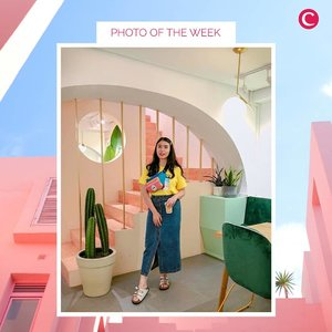 Clozette Photo of the Week  By @deahamdan  Follow her on Instagram & Clozette Indonesia website.  #ClozetteID #ClozetteIDPOTW