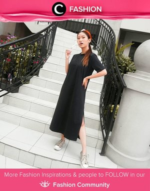Yes for an easy weekend outfit: Overall dress by Monomolly. Simak Fashion Update ala clozetters lainnya hari ini di Fashion Community. Image shared by Clozetter @kerenejesica. Yuk, share outfit favorit kamu bersama Clozette.