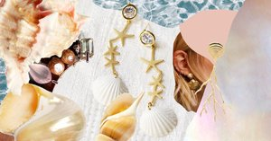 Yep — Seashell Necklaces Are Making A Comeback