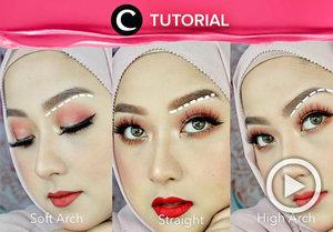 Masih bingung bentuk alis yang cocok untuk wajahmu? Coba saja satu persatu! Lihat tutorialnya di: http://bit.ly/2M3wwPh . Video ini di-share kembali oleh Clozetter @chocolatelove. Intip tutorial lainnya di Tutorial Section ya.