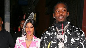 With Offset at her Side, Cardi B Takes Birthday Style to the Next Level
