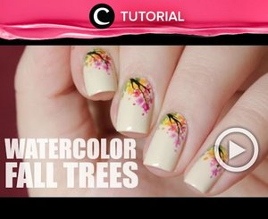 How about pretty nails to start your Monday tomorrow? Lihat tutorialnya di: http://bit.ly/2Rz8ZM9. Video ini di-share kembali oleh Clozetter @ShafiraSyahnaz. Lihat juga tutorial lainnya di Tutorial Section.