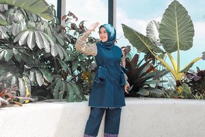 Steal Her Style: Tiqasya on Playful Outfit for Weekend Style