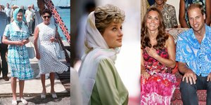 These Photos of the Royal Family on Vacation Will Inspire You to Book One