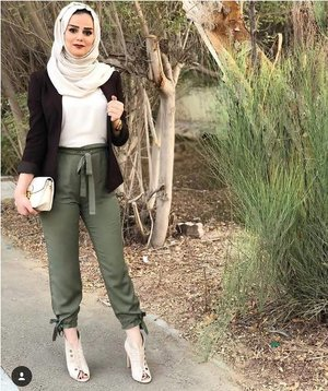 Fall hijab in modern looks – Just Trendy Girls