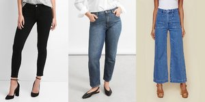 Bored With Your Old Jeans? Here Are the Very Best Styles You Should Try Now