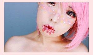 Eh hampir lupa, hari ini Valentine ya? Yaudah, yang penting nge-pink! 💋..............#Indobeautygram #beautybloggerindonesia #featuremuas #kbbvfeatured  #beautiquemakeup #mua_army #muasfam #muasclub #ivgbeauty #cchannelbeautyid#FashionBlogger #BeautyBlogger#fashion #Beauty#モデル#メイク#ヘアアレンジ#makeup #kawaii#ファッション#clozetteID#かわいい