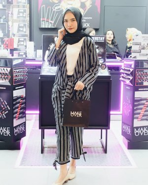 Make Over @makeoverid 8th Birthday Bash at PVJ Bandung 🎉🎉#MakeOver #MakeOverID #Tribepost #BdgBBxMakeover #clozetteid