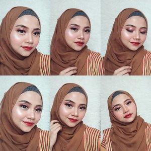 Choco red (Dibuang jangan ☺️)..Product Used :@eminacosmetics , Moisturizer@eminacosmetics , sunscreen@caringbybiokos_mt , BB Cream @otwoocosmetics , concealer@pondsindonesia BB @anastasiabeverlyhills , pomeda brow @otwoocosmetics , countour blush #beautyglazed ,gergeous Me @latulipecosmetiques_ , liptint@makeoverid , lipcream#beautycreations Eyeshadow..#Uswahmakeuptutorial #tutorialbuatalis@cerita.cantik , @buat.cantik #livingcoral2019 @bunnyneedsmakeup @tutorialmakeupkece @indobeautygram #makeup #instamakeup #toptags @top.tags #cosmetic #cosmetics #likes #concealer #foundation  #eyebrows #lashes  #beauty #beautyantusiat #beautybloggermakassar #beautybloggerindonesia #makassar #pixybasemakeup @tips__kecantikan @wakeupandmakeup #brushfocallure #Uswahmakeuptutorial  #Clozetteid
