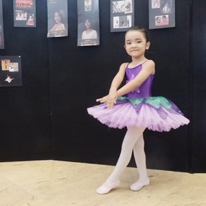 My little balerina 🧚♀️.#AlikaCelina #ClozetteID