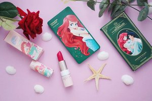 Under the sea Under the sea .... Suka banget kan sama makeup dengan packaging gemes dan unyu ini.. Eyeshadow :@thefaceshop.official  monopop holiday  Lipstick : @cute_press mermaid marine magic 😘😘😘😘 #shantyhuang #beauty #beautyblogger #blogger #littlemermaid #mermaid #eyeshadow #cute #instadaily #instagood #clozettedaily #clozetteid