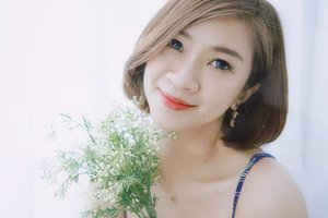 Jangan lupa tersenyum dan Mari bahagia😘😘😘 #shantyhuang #beauty #beautyblogger #selfie #selca #Clozetteid #clozettedaily #instagood #instadaily