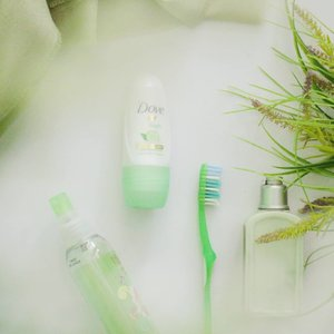 Feelin energetic all day with Dove Go Fresh Cucumber & Green Tea Deodorant 💚 It protects you for up to 48 hours with refreshing scent of cucumber and greentea🌿  #ClozetteID #Clozetter #Bodycare #HTCIDxDoveGoFresh