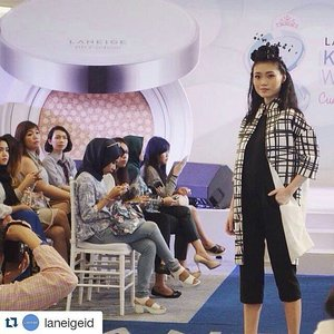 #Repost @laneigeid with @repostapp ・・・ K-Fashion Trunk Show by @titiessapoetra_official! We absolutely love the collection!! 😘💙 #LaneigeKBeautyWeek #GraziaXLaneige #GraziaBelle  Thankyou so much for the invitation @grazia_id @laneigeid 😍😙😘 #clozetteid
