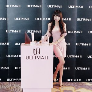 Have a great moment —attending to @ultimaii_id event 😍.We got so much beauty knowledge from professional and having a good time together with my friends !-Product review will be up soon on my IG story. STAY TUNE 🌻...#clozetteid #potd #ootd #ootdfashion #ootdshare #makeup #makeuptutorial #makeupartist #powder #loosepowder #lipstick #lipsense #ultimaii #ultimaiimakeup #beautyproducts #blogger #bloggerstyle #bloggerlife #bloggersurabaya #bloggerjakarta #influencer