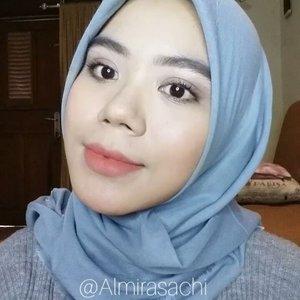 Daily makeup look💐Produk apa aja yang aku pake lebih jelasnya bakal aku tulis di caption ini, tapi nanti ya. Akyu magerrr.... #beautyvlogger #beautybloggers #beautyblogger #beautygram #beautyaddict #beautyinfluencer #motd #instabeauty #indobeautygram #beautiesquad #makeuplook #makeuptutorial #dailymakeup #clozette #clozetteid