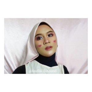 Slayyyyy~ mon maap belum ada post baru jadi post foto yg kemaren2 dulu yaa hampir lupa kalo msh ada stock nih 😅 #valentinemakeup bareng @bvloggersjateng #valentinemakeuplook #homakeupstory#beautyvloggerid  #makeupaddict #beautyvloggerindonesia #indobeauty #smartbeautycommunity #indobeautygram #makeupenthusiast #beautytalkindo #indobeautysquad #bloggerperempuan #setterspace #beautyguruindonesia #indomakeupsquad #teambvid #beautychannelid #bvloggersjateng #hijabersbeautybvlogger #bunnyneedsmakeup #beautybloggertangerang #beautysecretsquad #clozette #smartbeautycom #clozetteid #beautycollabid #indobeautygram #tutorialmakeuplg #tampilcantik #inspirationmakeupwr @inspirationmakeup_wr @tampilcantik @indobeautygram @indobeautygram @bvlogger.id @bvloggersjateng @beautytalk_indo @beautilosophy @inspirasimakeup.id @setterspace @beautyguruindonesia @indobeauty_squad @teambvloggerid @beautychannelid @indomakeup_squad @beautyvlogger.id @bunnyneedsmakeup @smartbeautycommunity @bloggerperempuan @beautysecretsquad @beautyblogger.tangerang @smartbeautycommunity @beautycollabid