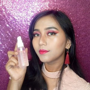 @keepcool_official and shine mist from fixence can moisture,  brigthens up my skin, make it glow, even can make my makeup last longer too. . . Get yours at http://hicharis.net/arvi/8TF or simply just click link at my bio . . #keepcool #shinefixencemist #beautybloggerindo #playingmaskerwitharvi #skincare #indobeautysquadmakeup #ibs #beautyvloggerid #muajakarta #muaindonesia #skincare #diymasker #maskeraddict #indobeauty #beautylosophy #makeuplooksworldwide #indobeautygram #indobeautysquad #beautiesquad #setterspace #beautychannelid #charisceleb #clozetteid @charis_celeb @hicharis_official @indobeautysquad @beautyblogger.id @beautybloggerindonesia @bvloggerid @beautytalk_indo @beautilosophy @inspirasimakeup.id @setterspace @beautyguruindonesia