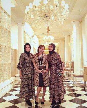 Business Luncheon & Market Update BNI AM . . . #ClozetteID #personalblogger #personalblog #indonesianblogger #lifestyleblog #Hijab #likeforlikes
